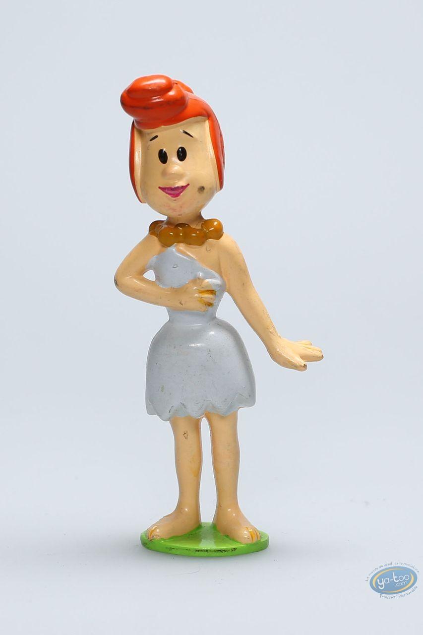 Plastic Figurine, Pierrafeu (Les) : Wilma.