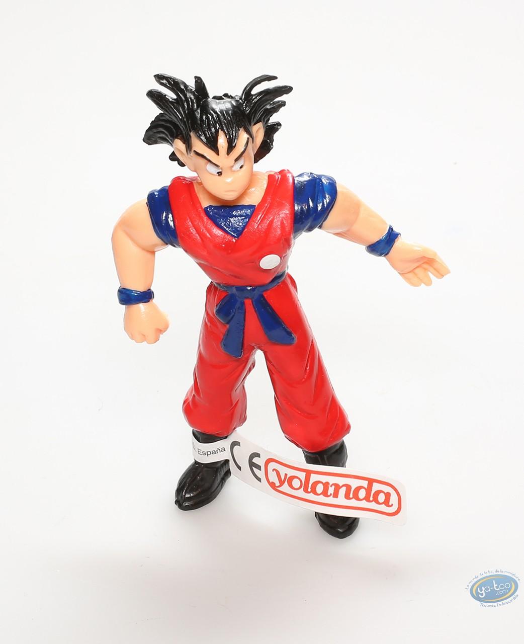 Plastic Figurine, Dragon Ball Z : Son Gokž black hair