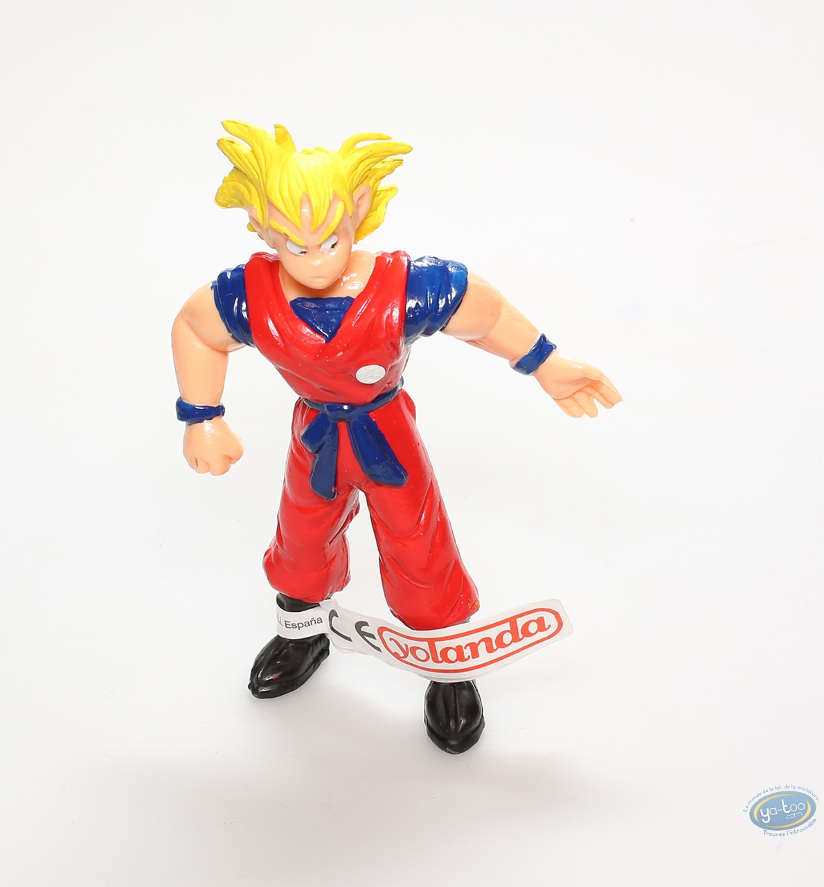 Plastic Figurine, Dragon Ball Z : Son Gokž super saja