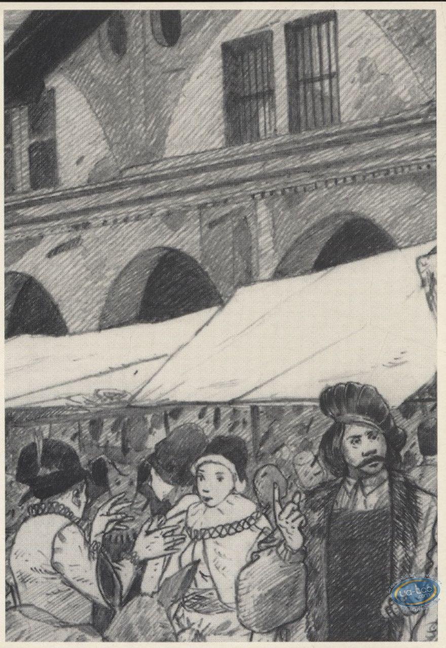 Bookplate Offset, Galilée : Market