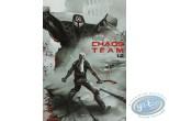 Reduced price European comic books, Chaos Team 1.2 : Chaos Team 1.2