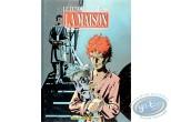 Listed European Comic Books, Errances de Julius Antoine (Les) : La Maison (dedication)