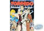 Listed European Comic Books, Torpédo : Monnaie de singe (good condition)