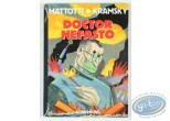 Listed European Comic Books, Mattotti : Doctor Nefasto