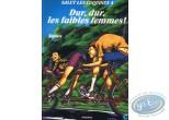 Used European Comic Books, Salut les coquines : Dur, dur, les faibles femmes! - Salut les coquines