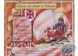 Wine Label, Knight - Chateau La Lande de Tayleran 1997