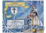 Wine Label, Knight - Chateau La Lande de Tayleran 1996