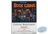 Wine Label, Lucien : Lucien - Rock Grave 1995