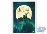 Limited First Edition, Luuna : La Reine des Loups (dedication)