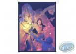 Offset Print, Belladone : Marie fighting (exclusive)