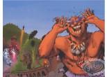Offset Print, Trolls de Troy : Fireworks (exclusive)