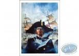 Offset Print, Bruce Hawker : Cap sur Gibraltar