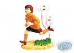 Resin Statuette, Scooby-Doo : Velma + ghost