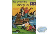 Adult European Comic Books, Titi Fricoteur : Les premiers exploits de Titi