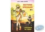 Adult European Comic Books, Sections spéciales : L'escadron de l'enfer