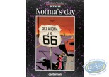 Listed European Comic Books, Bitume : Norma's Day (dedication + bookplate)