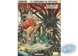 Listed European Comic Books, Compagnons du crépuscule (Les) : Les yeux d'etain de la ville glauque (very good condition)
