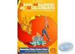 Used European Comic Books, Deep Maurice et Gologan : Pagaille chez les samouraïs