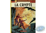 Listed European Comic Books, Lefranc : La Crypte