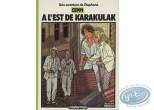 Used European Comic Books, Stéphane Clément : Tome 2 - A l'est de Karakulak