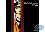 Office supply, Corto Maltese : Calendar 2009