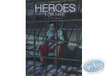 Used European Comic Books, Heroes For Hire : Tome 2 - Ghost in the machine