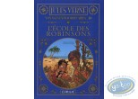 Used European Comic Books, Voyages Extraordinaires : T10 - L'école des Robinsons