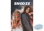Used European Comic Books, Snooze : T1 - Le grand sommeil