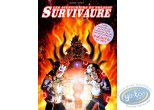 Used European Comic Books, Survivaure : L'amiral prend la porte