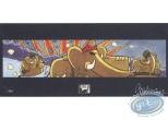 Bookplate Offset, Mission Infernale (la) : Elephants at war