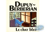 Listed European Comic Books, Chat Bleu (Le) : Le Chat Bleu