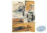 Bookplate Offset, Vaison la Romaine
