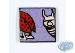 Pin's, Rubrique à Brac : Gotlib, The ladybug head and ass