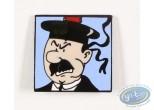 Pin's, Tintin : Dupont marin