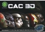 Catalogue encyclopédique et Argus, CAC 3D : Quotation movie statues, 2013 edition