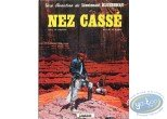 Listed European Comic Books, Blueberry : Nez Casse (good condition)