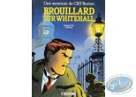 Listed European Comic Books, Cliff Burton : Brouillard sur Whitehall