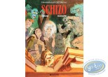 Listed European Comic Books, Cliff Burton : Schizo