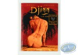 Listed European Comic Books, Djinn : Le tatouage