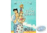 Used European Comic Books, Jerry et Line : La vierge vivante