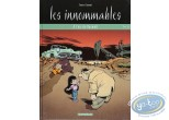Listed European Comic Books, Innommables (Les) : A L'est de Roswell