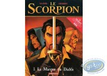 Listed European Comic Books, Scorpion (Le) : La Marque du Diable (very good condition)