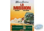 Listed European Comic Books, Wayne Shelton : La Mission