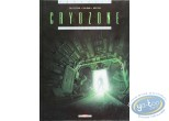 Listed European Comic Books, Cryozone : Sueurs Froides