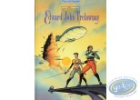 Listed European Comic Books, Edward John Trelawnay : Le Voyage du Starkos  (very good condition)