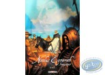Listed European Comic Books, Nicolas Eymerich : La Deesse (dedication + bookplate + coffret)
