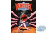 Listed European Comic Books, Vortex : Tess Wood, Prisonniere du futur - 1 (good condition)