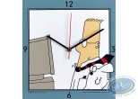 Clocks & Watches, Dilbert : Clock, Dilbert