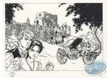 Bookplate Offset, Fer et le Feu (Le) : The car