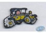 Pin's, Gaston Lagaffe : Pin's, Franquin, Gaston : Car 2 (small)